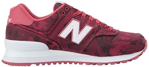 New Balance 574 Camo Women's Shoes Image 7