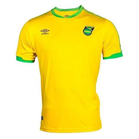 Umbro Jamaica Mens SS Home Shirt 2018 Image