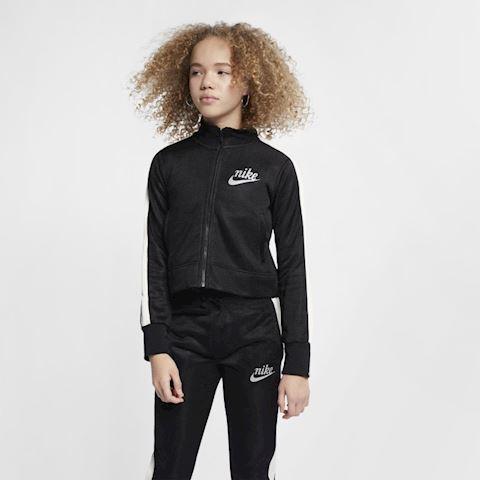 Nike Sportswear Older Kids' (Girls') Jacket - Black Image 2