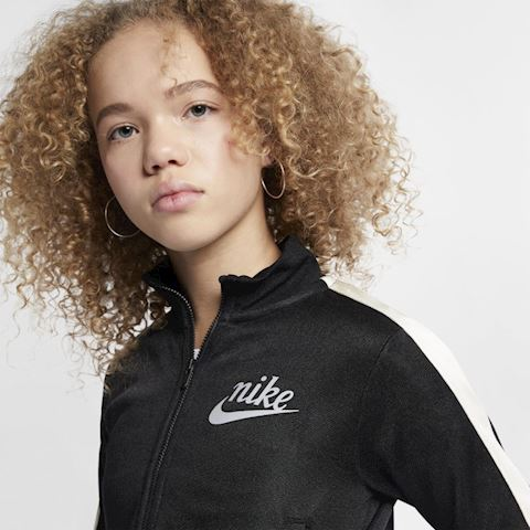 Nike Sportswear Older Kids' (Girls') Jacket - Black Image 3