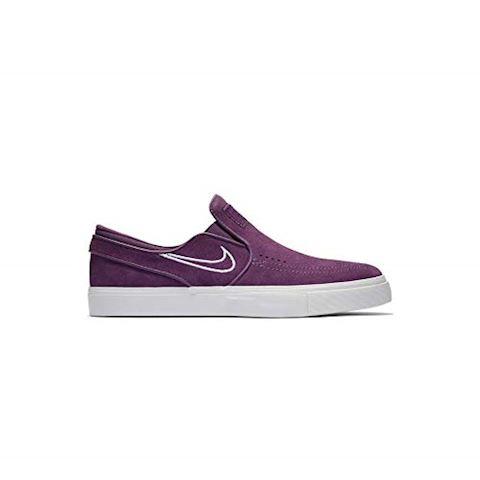 Nike SB Zoom Stefan Janoski Slip-On Men's Skateboarding Shoe - Purple Image