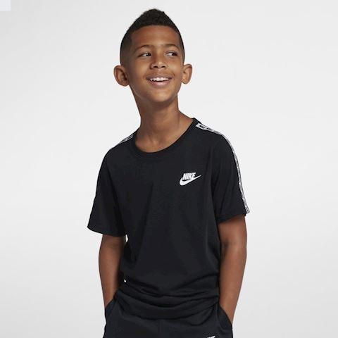 Nike Sportswear Older Kids' T-Shirt - Black Image