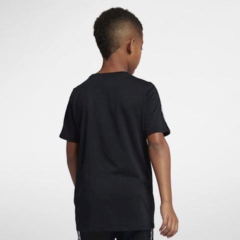 Nike Sportswear Older Kids' T-Shirt - Black Image 3