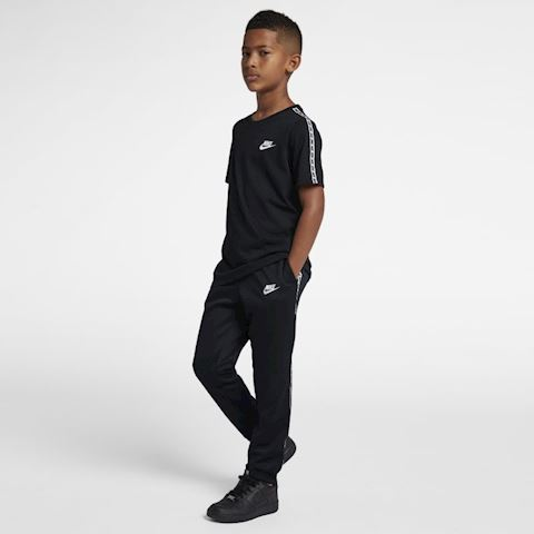 Nike Sportswear Older Kids' T-Shirt - Black Image 4