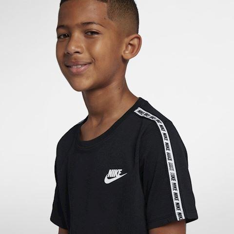 Nike Sportswear Older Kids' T-Shirt - Black Image 5