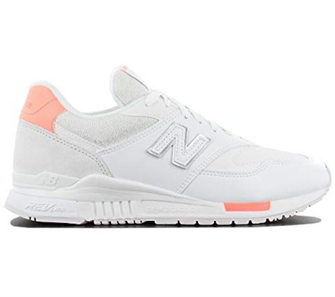 New Balance  WL840  women's Shoes (Trainers) in White Image