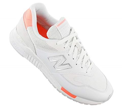 New Balance  WL840  women's Shoes (Trainers) in White Image 2
