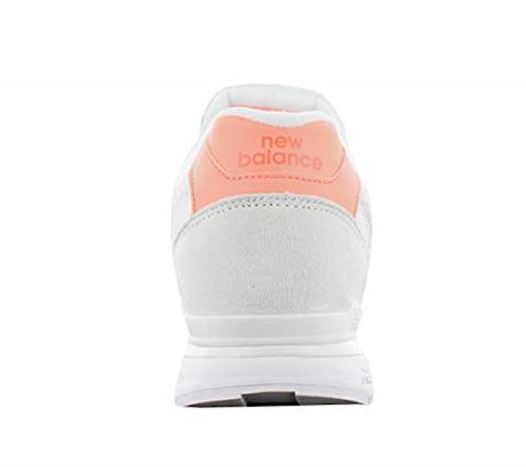 New Balance  WL840  women's Shoes (Trainers) in White Image 4