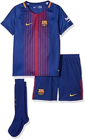 quality design 96fff dbe21 Nike Barcelona Kids SS Home Mini Kit 2017/18