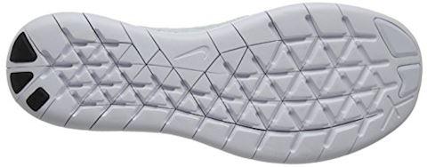 Nike Free RN Flyknit 2017 Men's Running Shoe - White Image 3