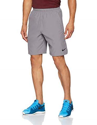 Nike Flex Men's Woven Training Shorts - Grey Image