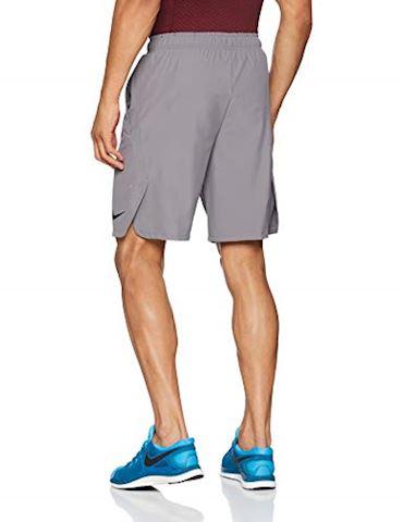 Nike Flex Men's Woven Training Shorts - Grey Image 2
