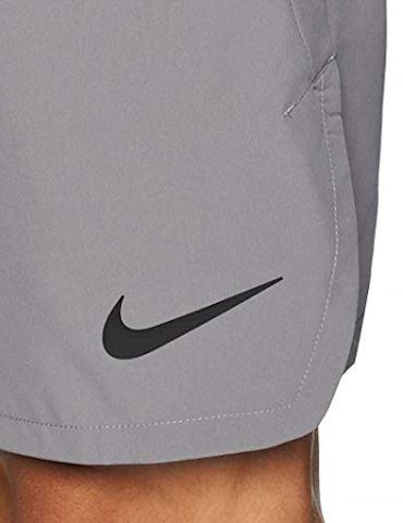 Nike Flex Men's Woven Training Shorts - Grey Image 3