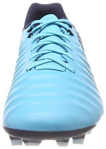 Nike Tiempo Ligera IV Firm-Ground Football Boot - Blue Image 4