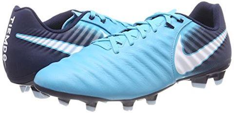 Nike Tiempo Ligera IV Firm-Ground Football Boot - Blue Image 5