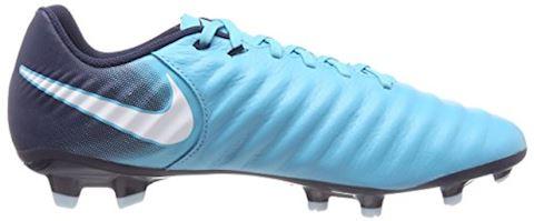 Nike Tiempo Ligera IV Firm-Ground Football Boot - Blue Image 6