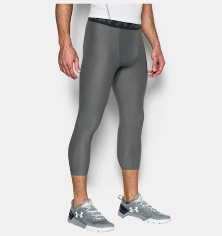 Under Armour Men's HeatGear Armour Compression ¾ Leggings Image