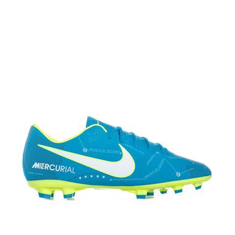Nike Jr. Mercurial Vapor XI Neymar Younger/Older Kids'Firm-Ground Football Boot - Blue Orbit