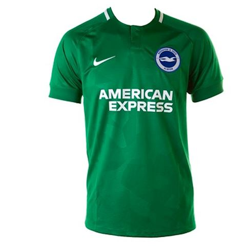 982d2627bf2 Nike Brighton   Hove Albion Mens SS Away Shirt 2018 19 Image