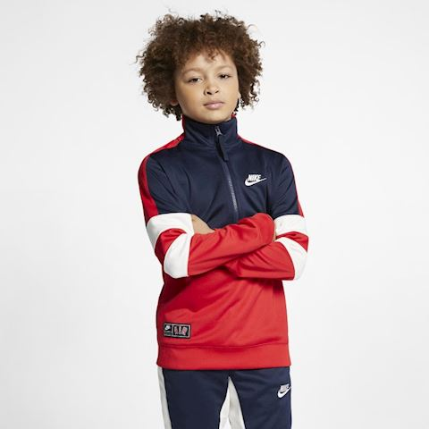 Nike Air Older Kids' Tracksuit - Red Image