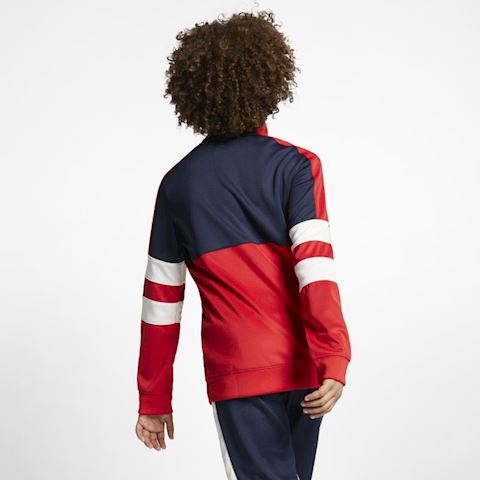 Nike Air Older Kids' Tracksuit - Red Image 2