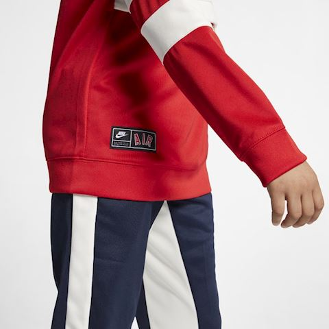 Nike Air Older Kids' Tracksuit - Red Image 5