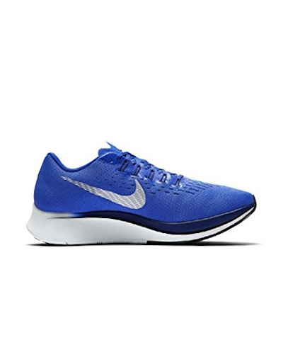 Nike Zoom Fly Men's Running Shoe - Blue Image 3
