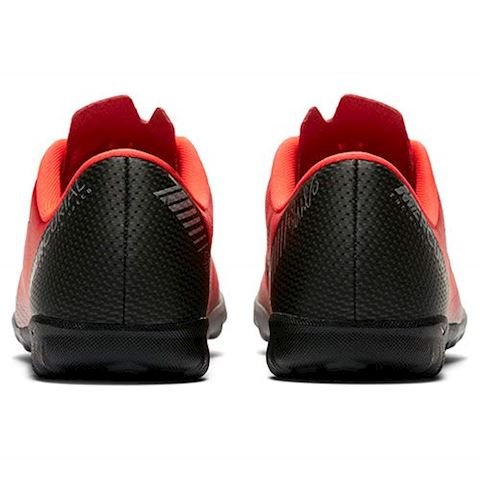 Nike Jr. MercurialX Vapor XII Academy CR7 Younger/Older Kids'Turf Football Shoe - Red Image 4
