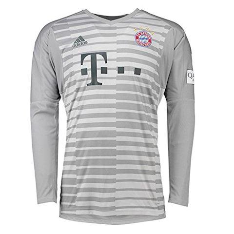 adidas Bayern Munich Mens LS Goalkeeper Home Shirt 2018/19 Image