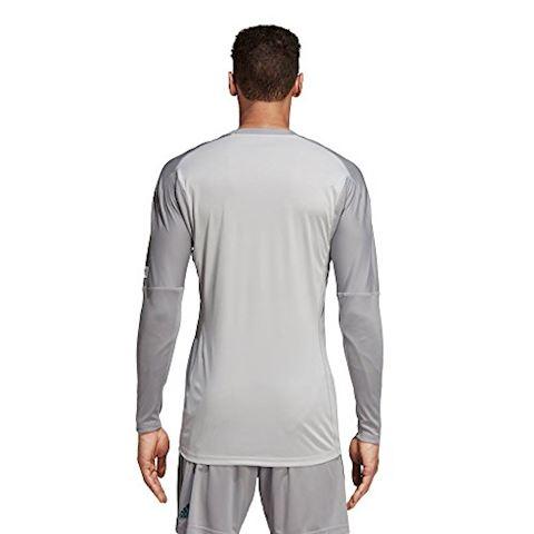 adidas Bayern Munich Mens LS Goalkeeper Home Shirt 2018/19 Image 4