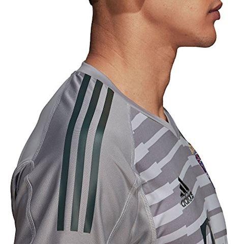 adidas Bayern Munich Mens LS Goalkeeper Home Shirt 2018/19 Image 6