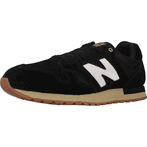 a08323de5d7aa New Balance U520 men's Shoes (Trainers) in Black | U520CR | FOOTY.COM