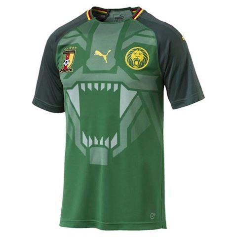 Puma Cameroon Mens SS Home Shirt 2017 Image