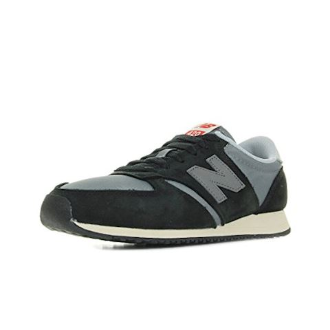 New Balance  U420  women's Shoes (Trainers) in Black Image