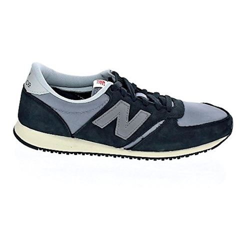 New Balance  U420  women's Shoes (Trainers) in Black Image 13