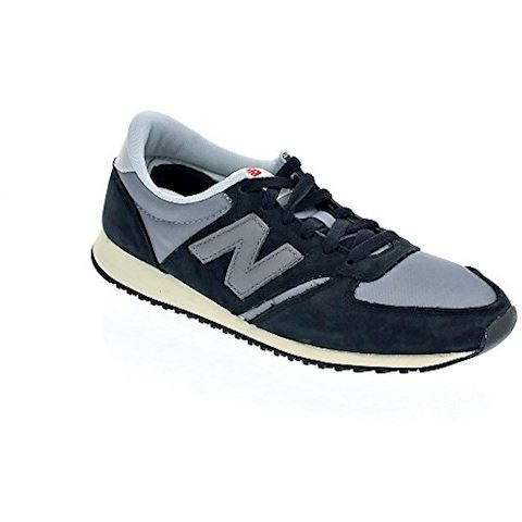 New Balance  U420  women's Shoes (Trainers) in Black Image 14