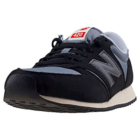 New Balance  U420  women's Shoes (Trainers) in Black Image 15