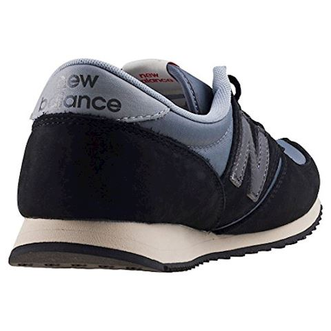 New Balance  U420  women's Shoes (Trainers) in Black Image 16