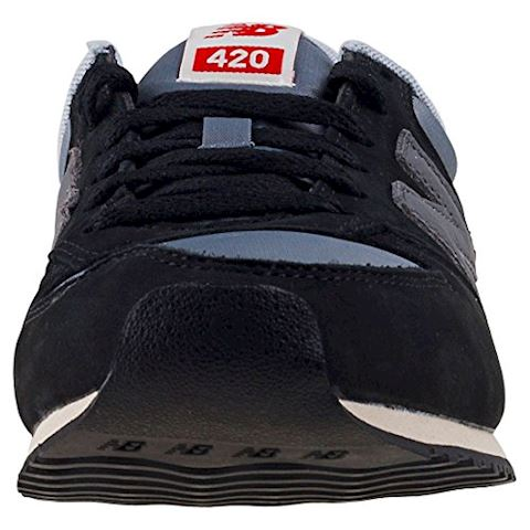 New Balance  U420  women's Shoes (Trainers) in Black Image 17