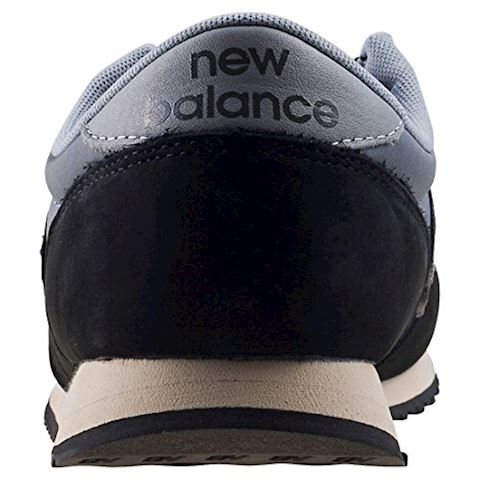 New Balance  U420  women's Shoes (Trainers) in Black Image 18