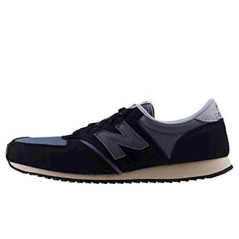 New Balance  U420  women's Shoes (Trainers) in Black Image 19