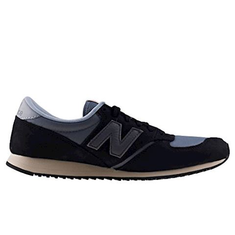 New Balance  U420  women's Shoes (Trainers) in Black Image 20