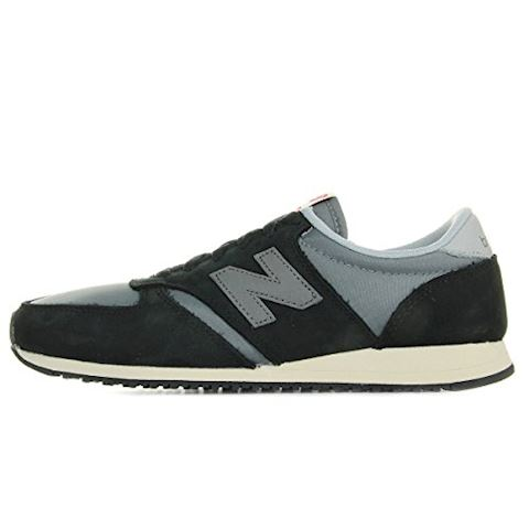 New Balance  U420  women's Shoes (Trainers) in Black Image 2