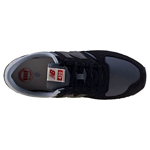 New Balance  U420  women's Shoes (Trainers) in Black Image 22