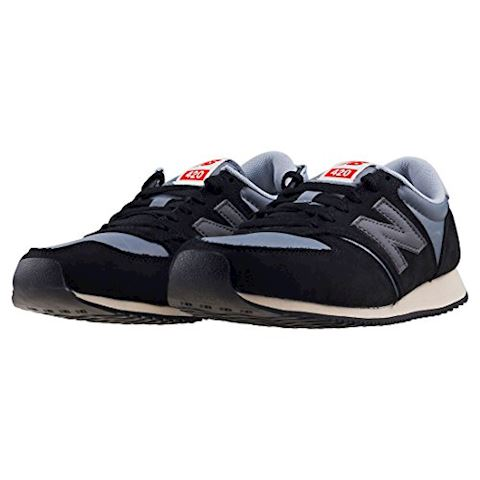 New Balance  U420  women's Shoes (Trainers) in Black Image 23