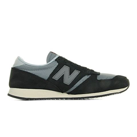 New Balance  U420  women's Shoes (Trainers) in Black Image 4