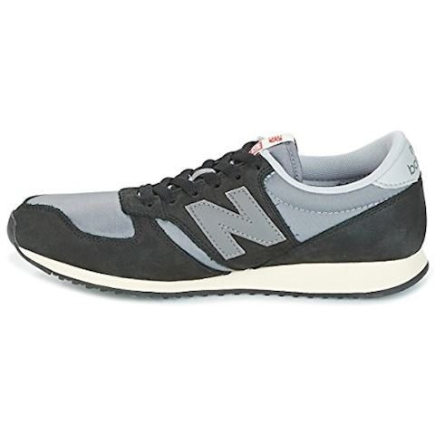 New Balance  U420  women's Shoes (Trainers) in Black Image 8