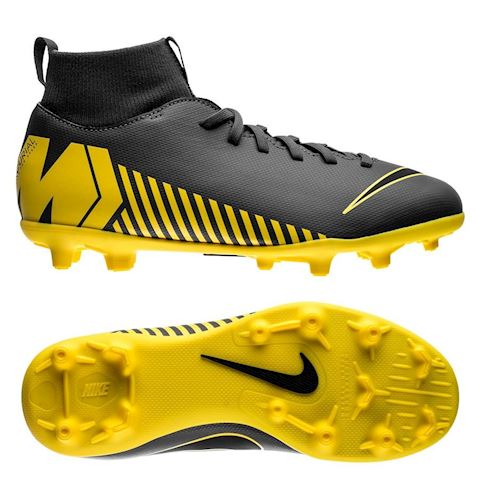 timeless design bae2d 9a621 Nike Mercurial Superfly 6 Club MG Game Over - Dark Grey/Opti Yellow
