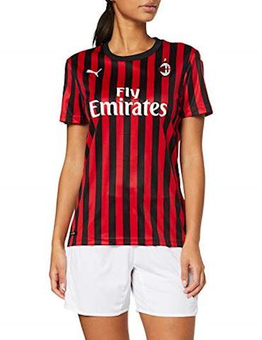 release date: 118cd 9ea48 Puma AC Milan Womens SS Home Shirt 2019/20