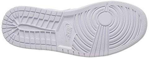 Nike Air Jordan 1 Low Men's Shoe - White Image 3